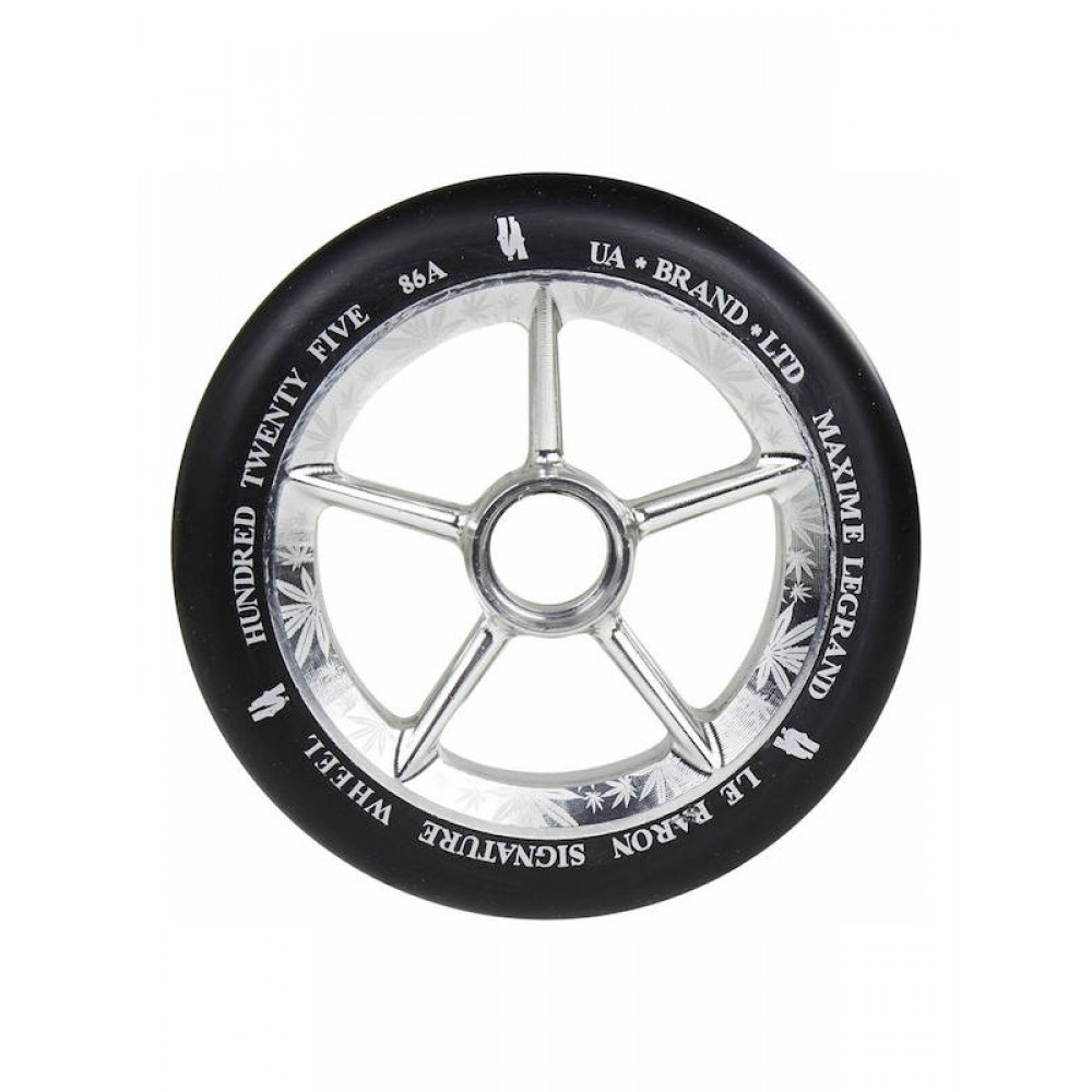UrbanArtt Maxime hjul 125 mm sort