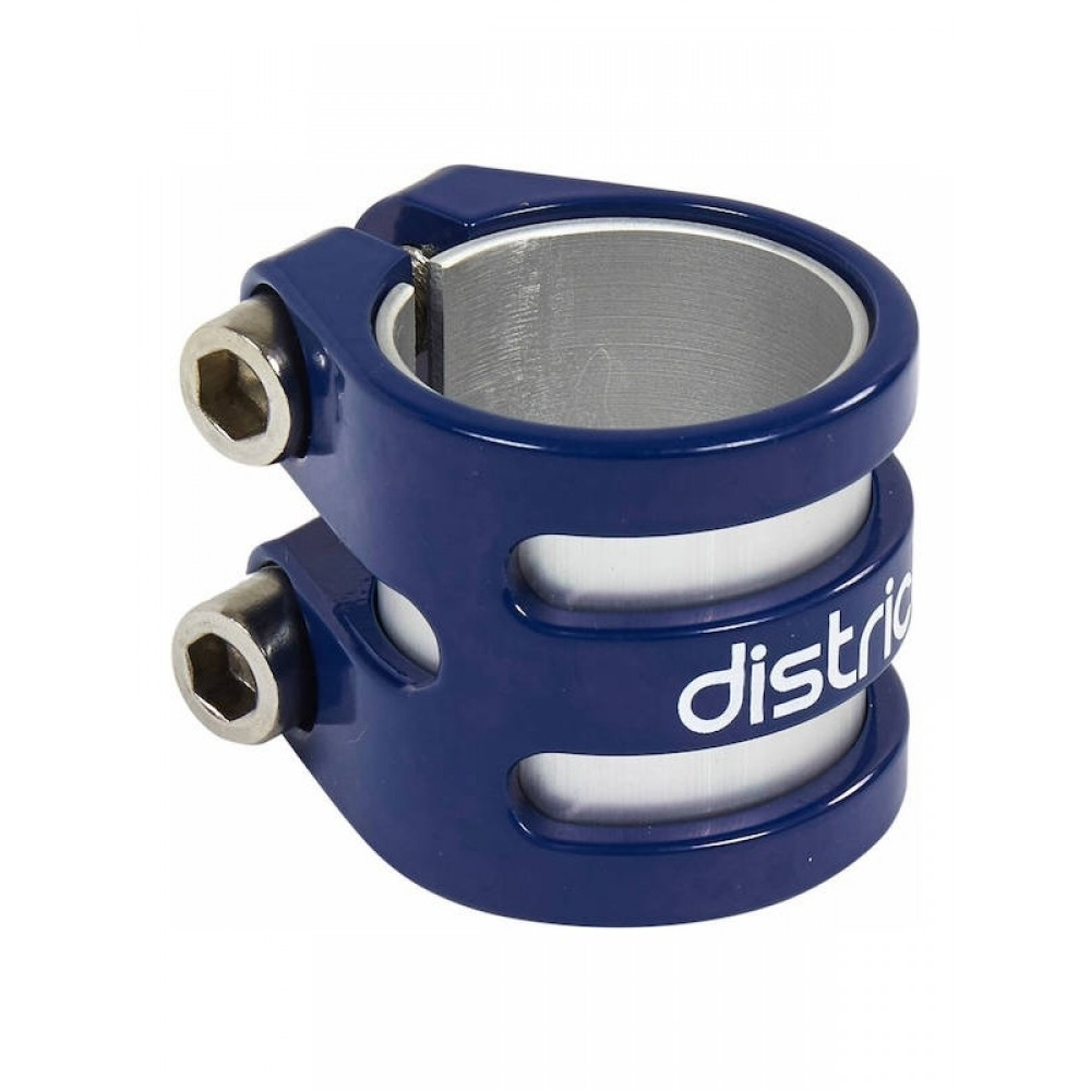 District S-Series double light clamp
