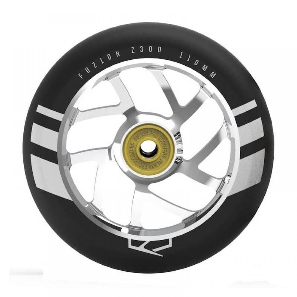 Fuzion 110 mm hjul til løbehjul