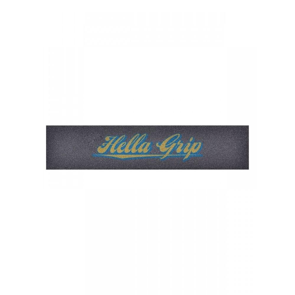 Hella Grip classic griptape gult logo-31