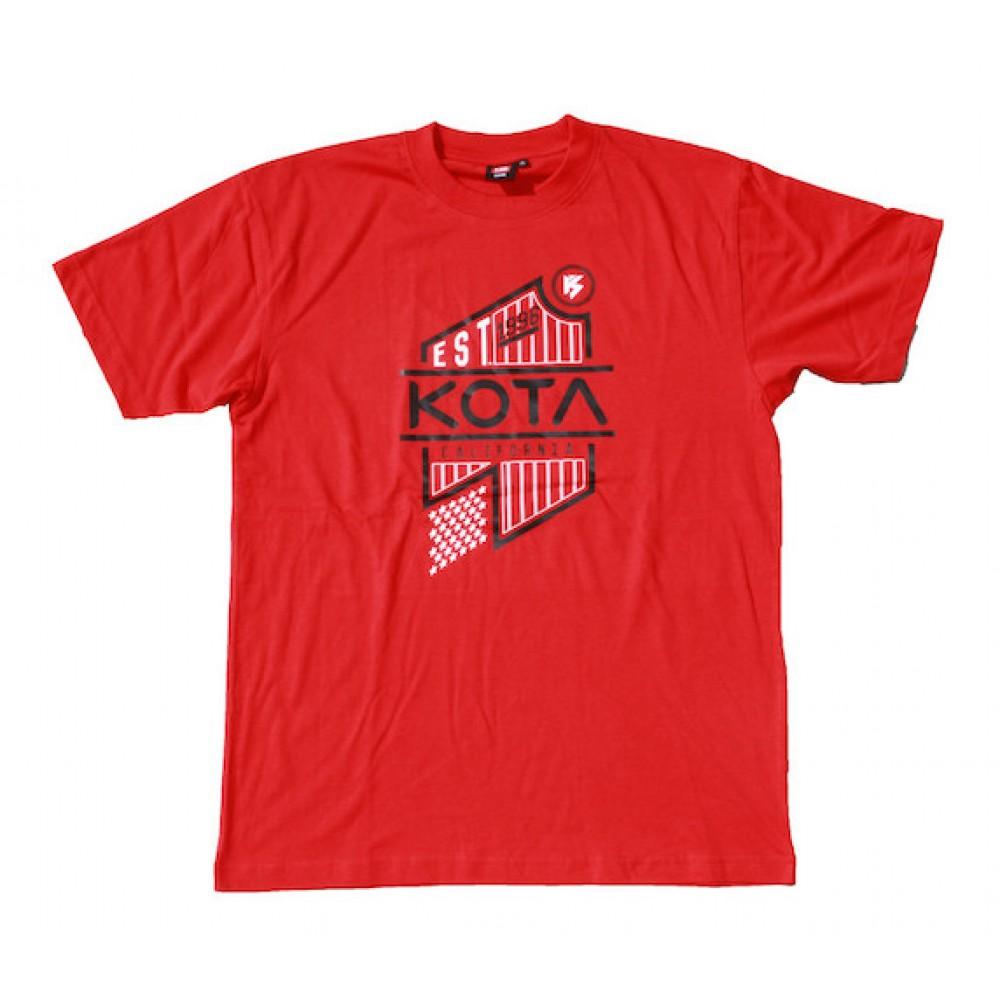 Kota flag T-shirt-33