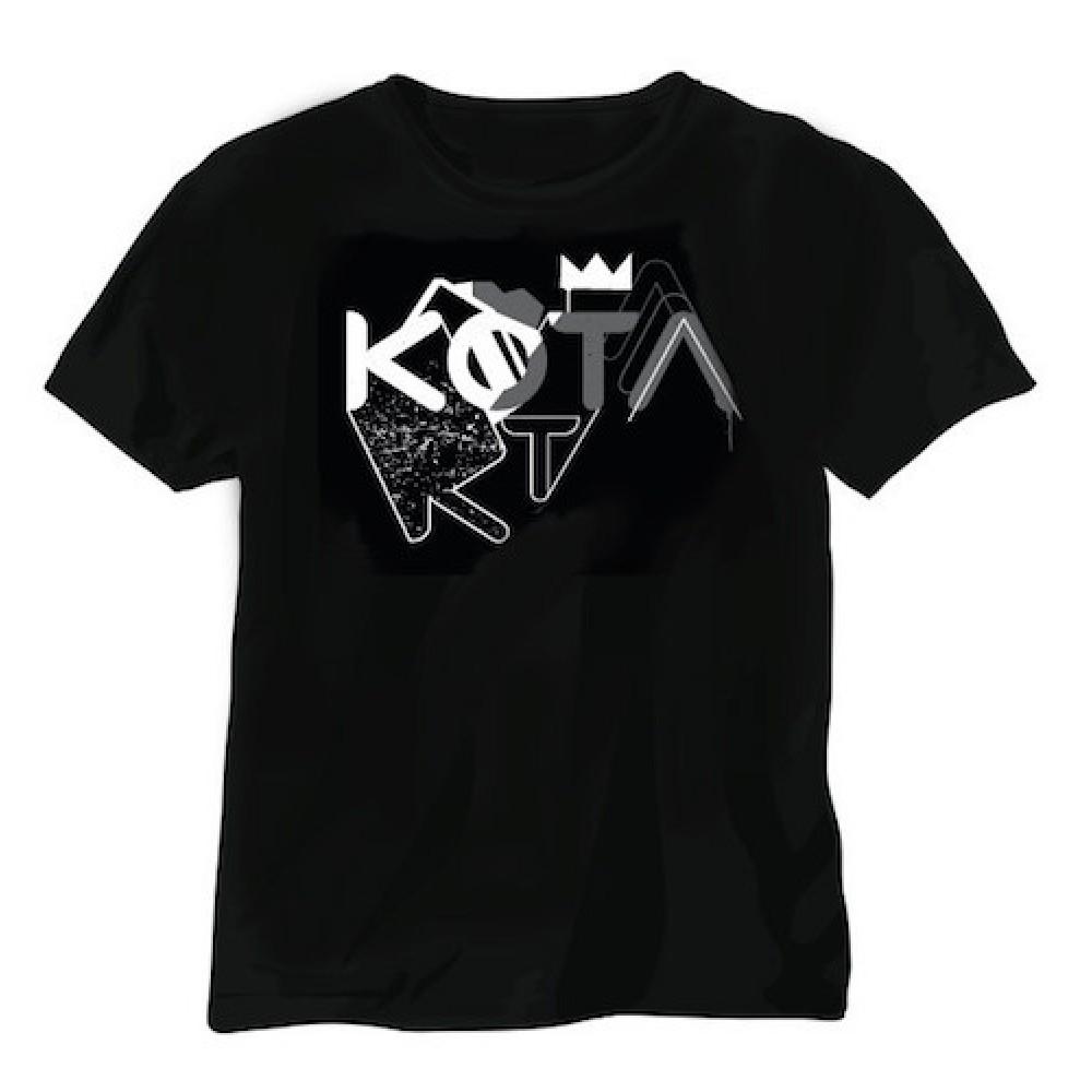 Kota T-shirt sort-31