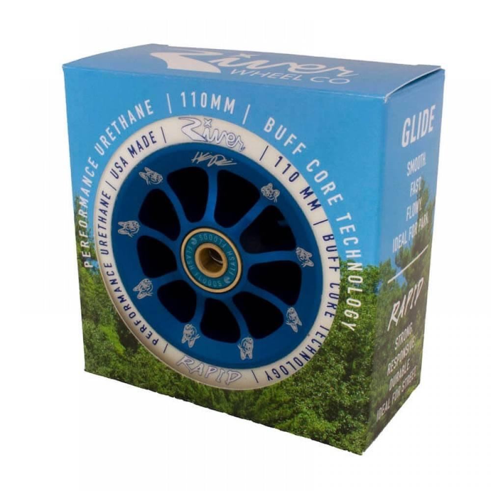 River Pablo Rapid 110 mm hjul til løbehjul