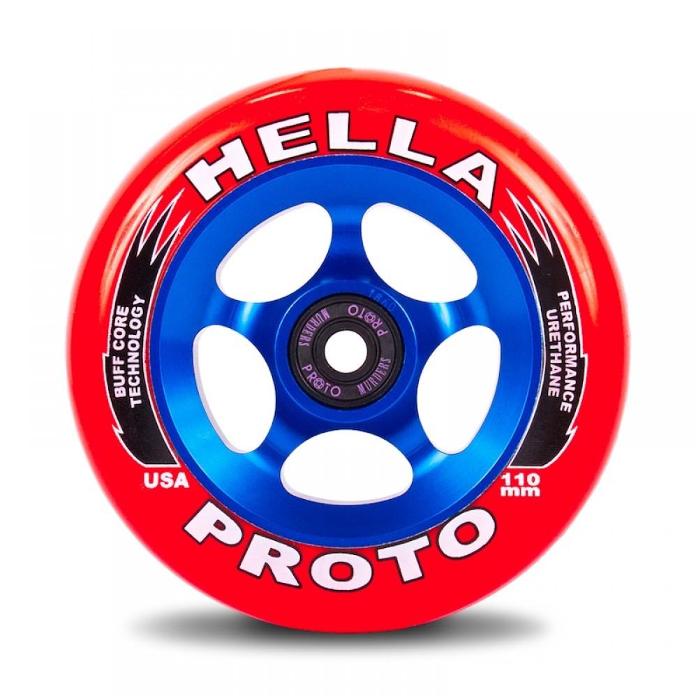 Proto X Hella Grip hjul til trick løbehjul