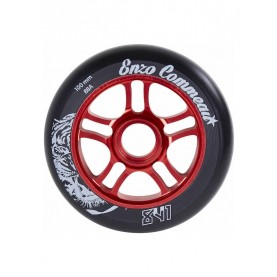 841 Enzo 100 mm hjul