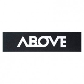Above big logo løbehjul griptape