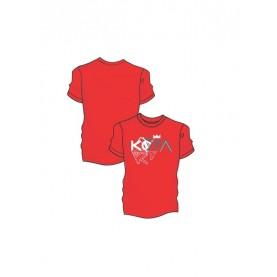 Kota T-shirt rød-20