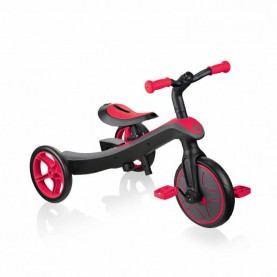 Globber Trike Explorer 2 i 1 løbecykel