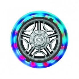 Globber 121 mm LED forhjul til 3-hjulet løbehjul