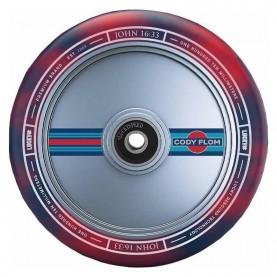 Lucky Cody Flom V3 hjul til løbehjul