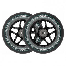 North Contact 115 mm løbehjul hjul