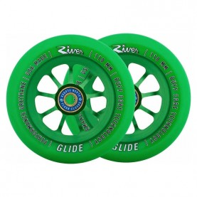River Emerald Glide 110 mm hjul