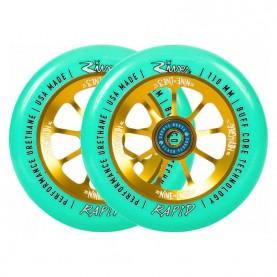 River Nine Lives Rapid 110 mm hjul