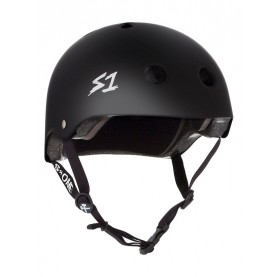 S1 HELMETS1 LIFER HELMET - BLACK MATTE