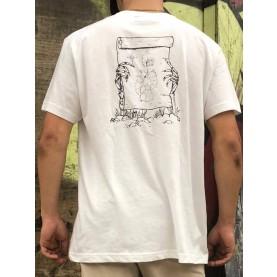 ScootPirates X AJ colab T-shirt