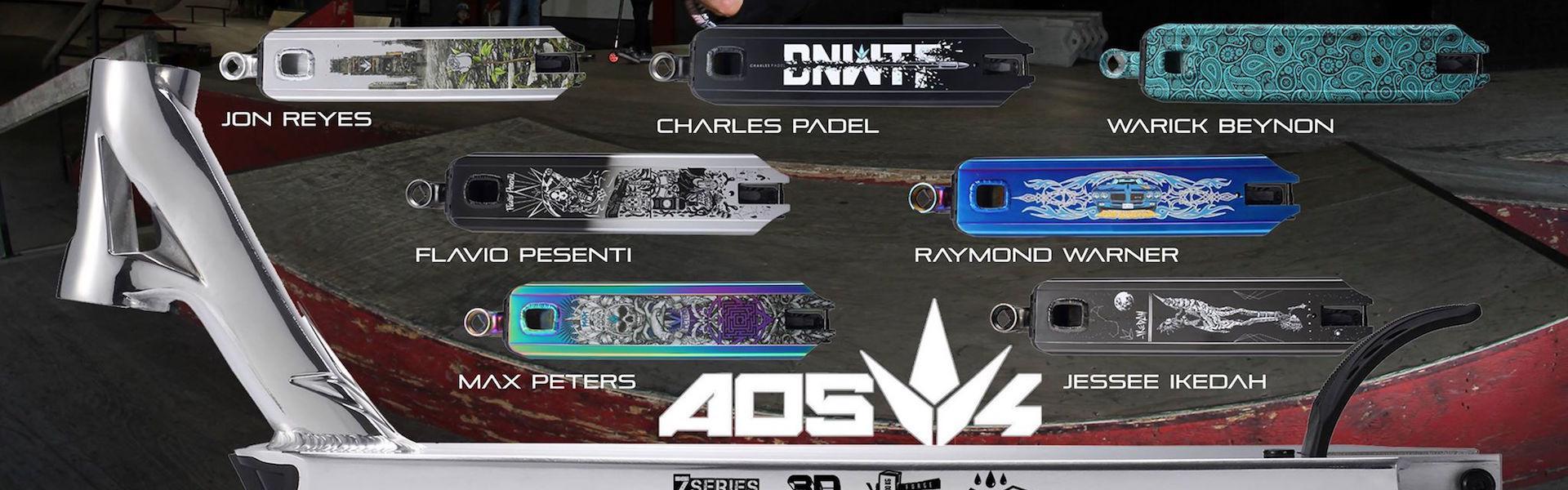 Blunt AOSv4 deck
